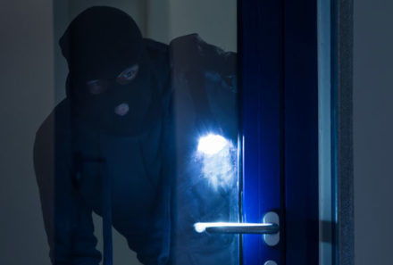 10 Ways You Are SusceptibleTo Theft